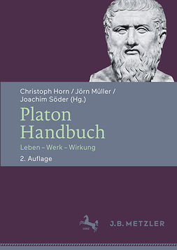 Horn, Christoph - Platon-Handbuch, ebook