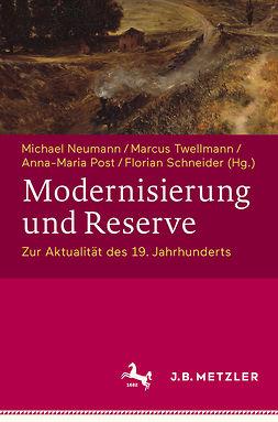 Neumann, Michael - Modernisierung und Reserve, e-bok