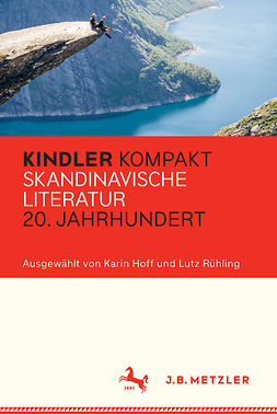 Hoff, Karin - Kindler kompakt: skandinavische literatur 20. jahrhundert, e-kirja