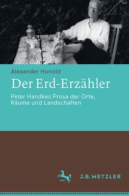 Honold, Alexander - Der Erd-Erzähler, ebook