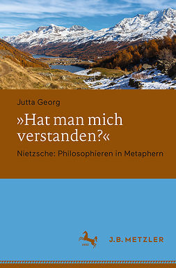 Georg, Jutta - »Hat man mich verstanden?«, ebook