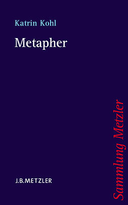 Kohl, Katrin - Metapher, ebook