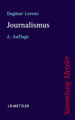 Lorenz, Dagmar - Journalismus, ebook