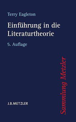 Eagleton, Terry - Einführung in die Literaturtheorie, ebook