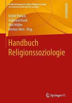 Hero, Markus - Handbuch Religionssoziologie, ebook