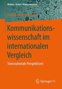 Averbeck-Lietz, Stefanie - Kommunikationswissenschaft im internationalen Vergleich, e-bok