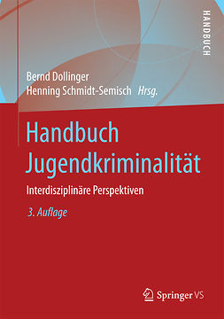 Dollinger, Bernd - Handbuch Jugendkriminalität, ebook