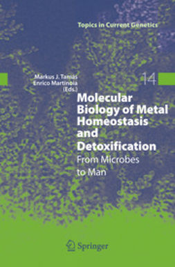Martinoia, Enrico - Molecular Biology of Metal Homeostasis and Detoxification, e-kirja