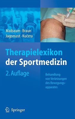 Braun, Markus - Therapielexikon der Sportmedizin, ebook