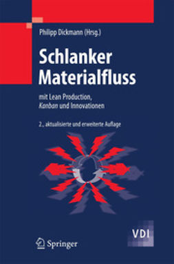Dickmann, Philipp - Schlanker Materialfluss, ebook