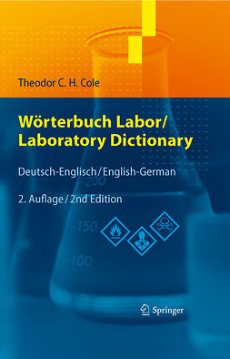 Cole, Theodor C.H. - Wörterbuch Labor Laboratory Dictionary, ebook