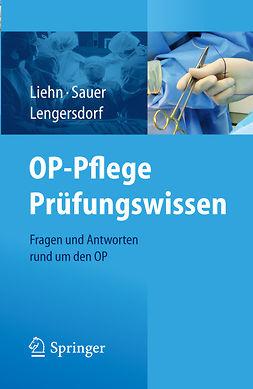 Lengersdorf, Brigitte - OP-Pflege Prüfungswissen, ebook