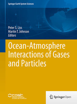 Johnson, Martin T. - Ocean-Atmosphere Interactions of Gases and Particles, e-bok