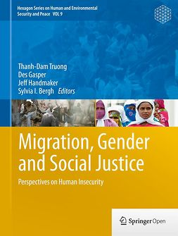 Bergh, Sylvia I. - Migration, Gender and Social Justice, e-bok