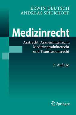 Deutsch, Erwin - Medizinrecht, ebook