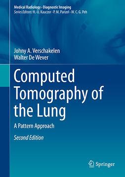 Verschakelen, Johny A. - Computed Tomography of the Lung, ebook
