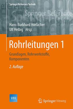 Helbig, Ulf - Rohrleitungen 1, ebook