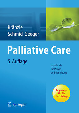 Kränzle, Susanne - Palliative Care, e-bok
