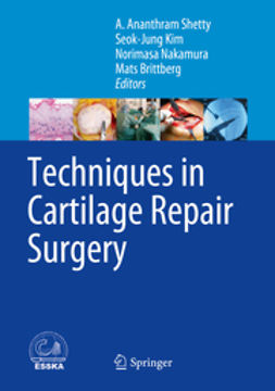 Brittberg, Mats - Techniques in Cartilage Repair Surgery, e-kirja