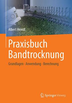 Heindl, Albert - Praxisbuch Bandtrocknung, ebook