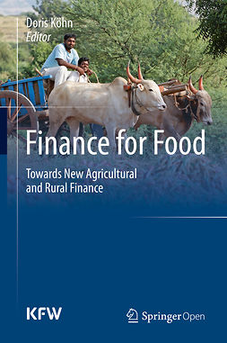 Köhn, Doris - Finance for Food, e-bok