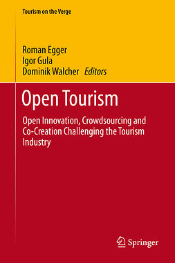 Egger, Roman - Open Tourism, ebook