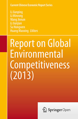 Hongwen, Su - Report on Global Environmental Competitiveness (2013), ebook