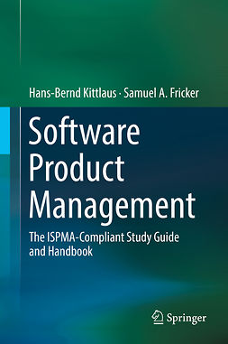 Fricker, Samuel A. - Software Product Management, ebook