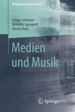 Ruth, Nicolas - Medien und Musik, e-kirja