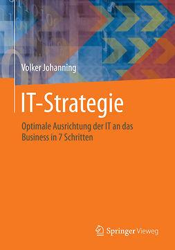 Johanning, Volker - IT-Strategie, e-kirja
