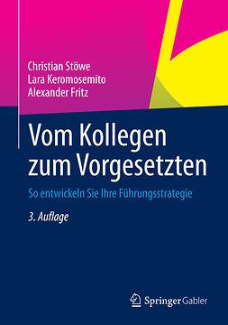 Fritz, Alexander - Vom Kollegen zum Vorgesetzten, e-bok