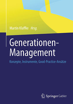 Klaffke, Martin - Generationen-Management, ebook