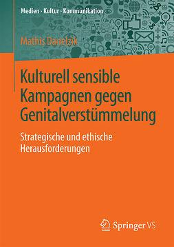 Danelzik, Mathis - Kulturell sensible Kampagnen gegen Genitalverstümmelung, ebook