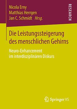 Erny, Nicola - Die Leistungssteigerung des menschlichen Gehirns, ebook