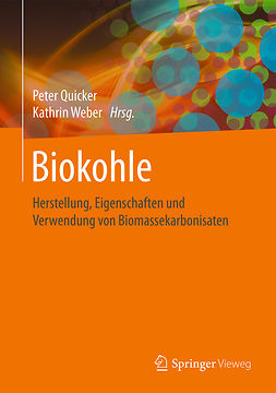 Quicker, Peter - Biokohle, ebook