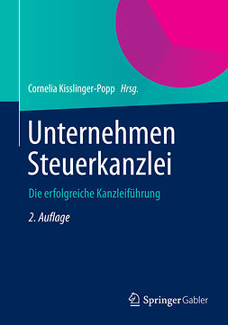 Kisslinger-Popp, Cornelia - Unternehmen Steuerkanzlei, e-kirja