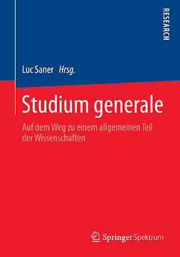 Saner, Luc - Studium generale, ebook