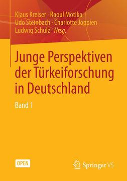 Joppien, Charlotte - Junge Perspektiven der Türkeiforschung in Deutschland, ebook