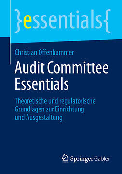 Offenhammer, Christian - Audit Committee Essentials, ebook