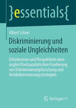 Scherr, Albert - Diskriminierung und soziale Ungleichheiten, ebook