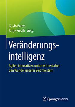 Baltes, Guido - Veränderungsintelligenz, ebook