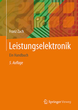 Zach, Franz - Leistungselektronik, ebook