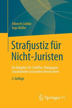 Lüthke, Albrecht - Strafjustiz für Nicht-Juristen, ebook