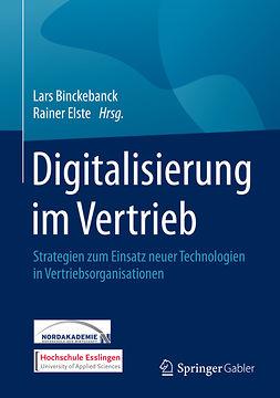 Binckebanck, Lars - Digitalisierung im Vertrieb, e-kirja