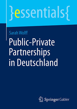 Wolff, Sarah - Public-Private Partnerships in Deutschland, e-bok