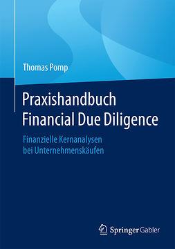 Pomp, Thomas - Praxishandbuch Financial Due Diligence, e-kirja