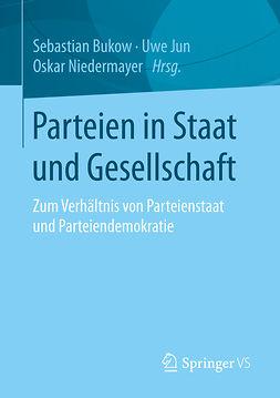 Bukow, Sebastian - Parteien in Staat und Gesellschaft, e-bok