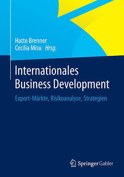Brenner, Hatto - Internationales Business Development, e-bok