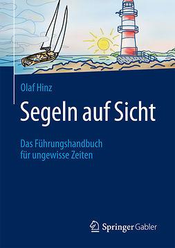 Hinz, Olaf - Segeln auf Sicht, ebook