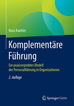 Kaehler, Boris - Komplementäre Führung, ebook